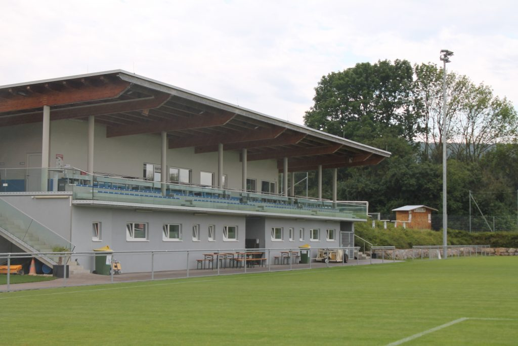 Sportanlage Bad Sauerbrunn